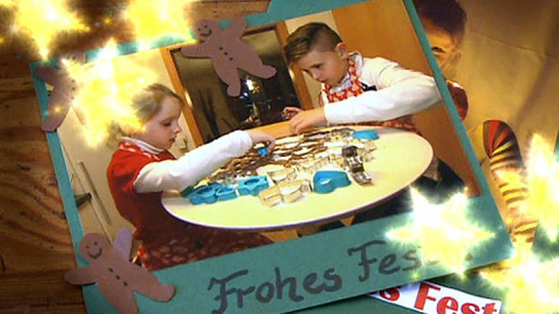 Weihnachtskarten selbst gestalten tolle ideen f r - Kinderfotos weihnachten ...