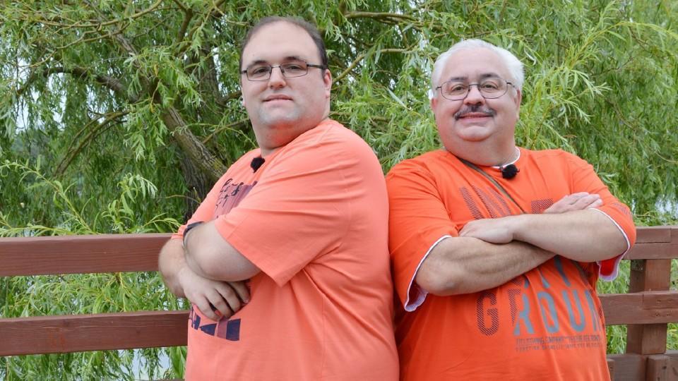 Gay Söhne auf der Suche nach Papa