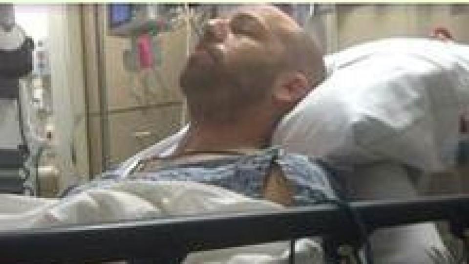 rzte diagnostizieren brustkrebs hai attacke rettet mann das leben. Black Bedroom Furniture Sets. Home Design Ideas