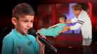 Ibrahim entertaint die Supertalent-Jury