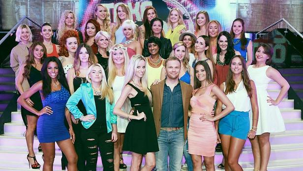 rtl live dating show