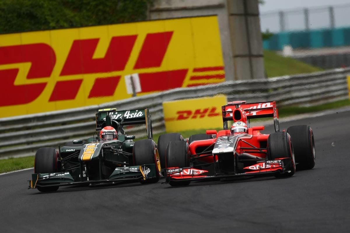 F1 Ungarn