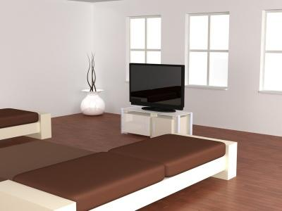 kleine r ume optisch vergr ern. Black Bedroom Furniture Sets. Home Design Ideas