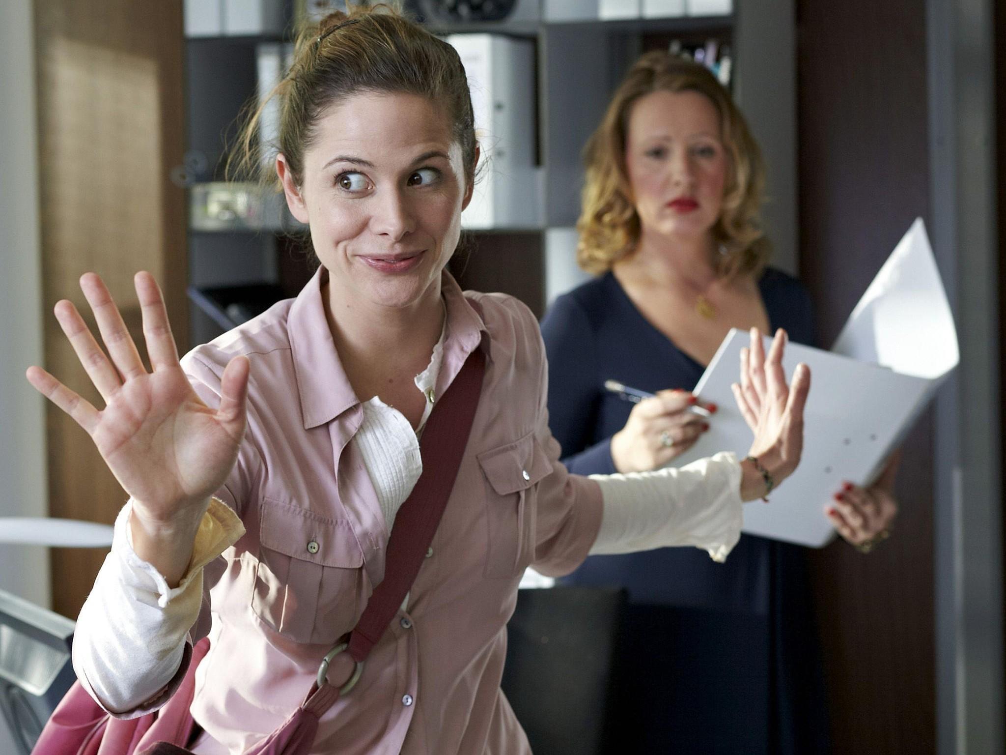 Die Sekretärinnen