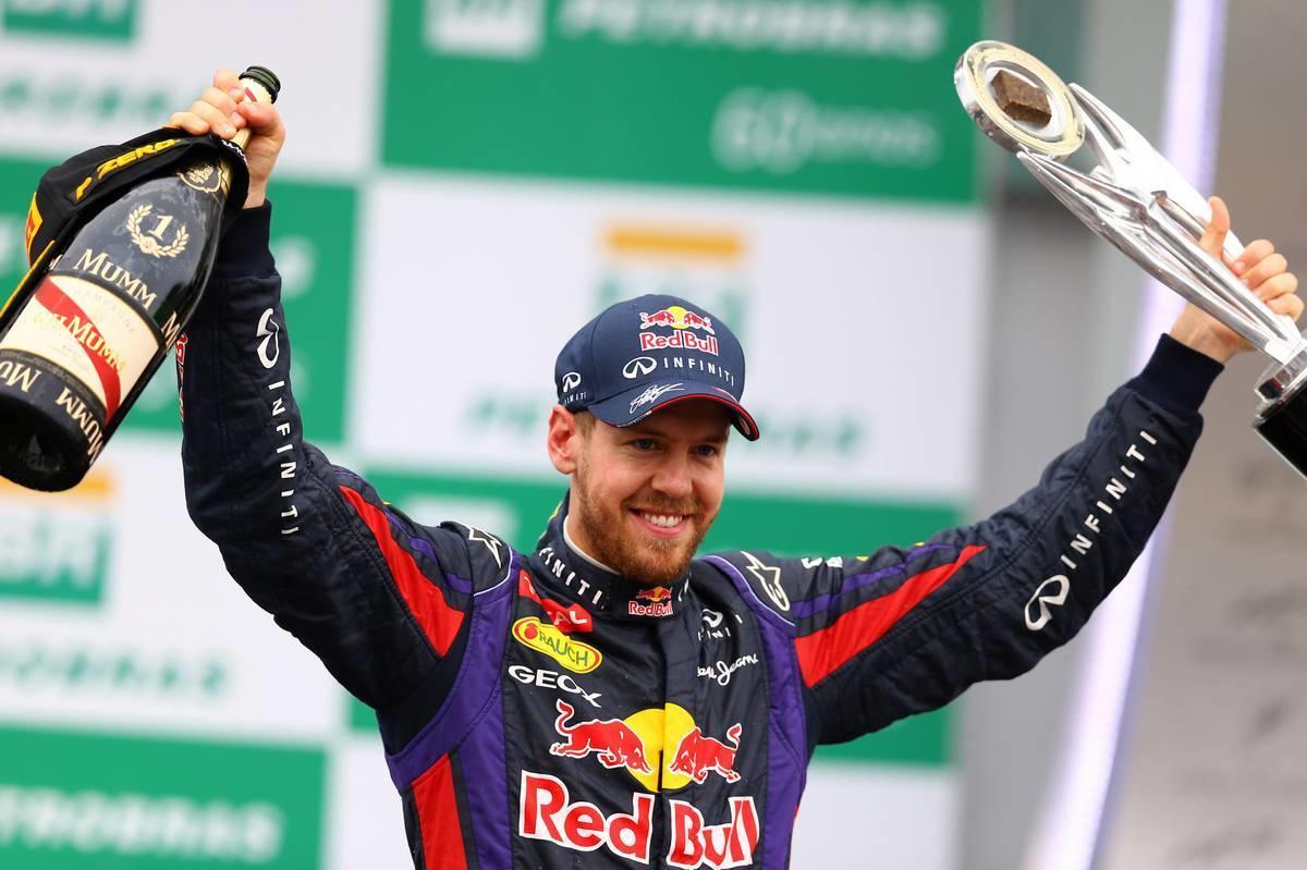 Gewinner Formel 1