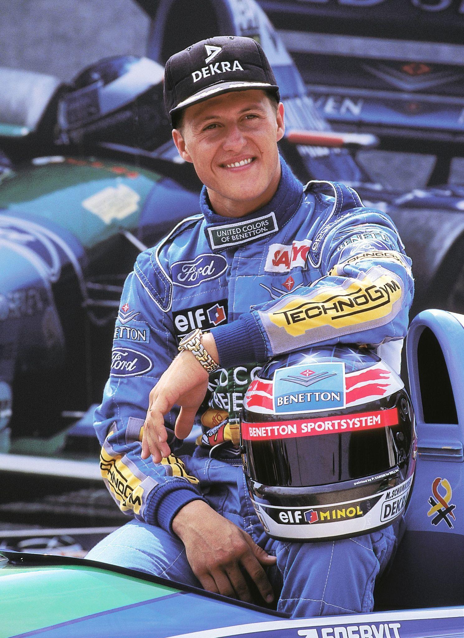 Michael Schumacher Siege