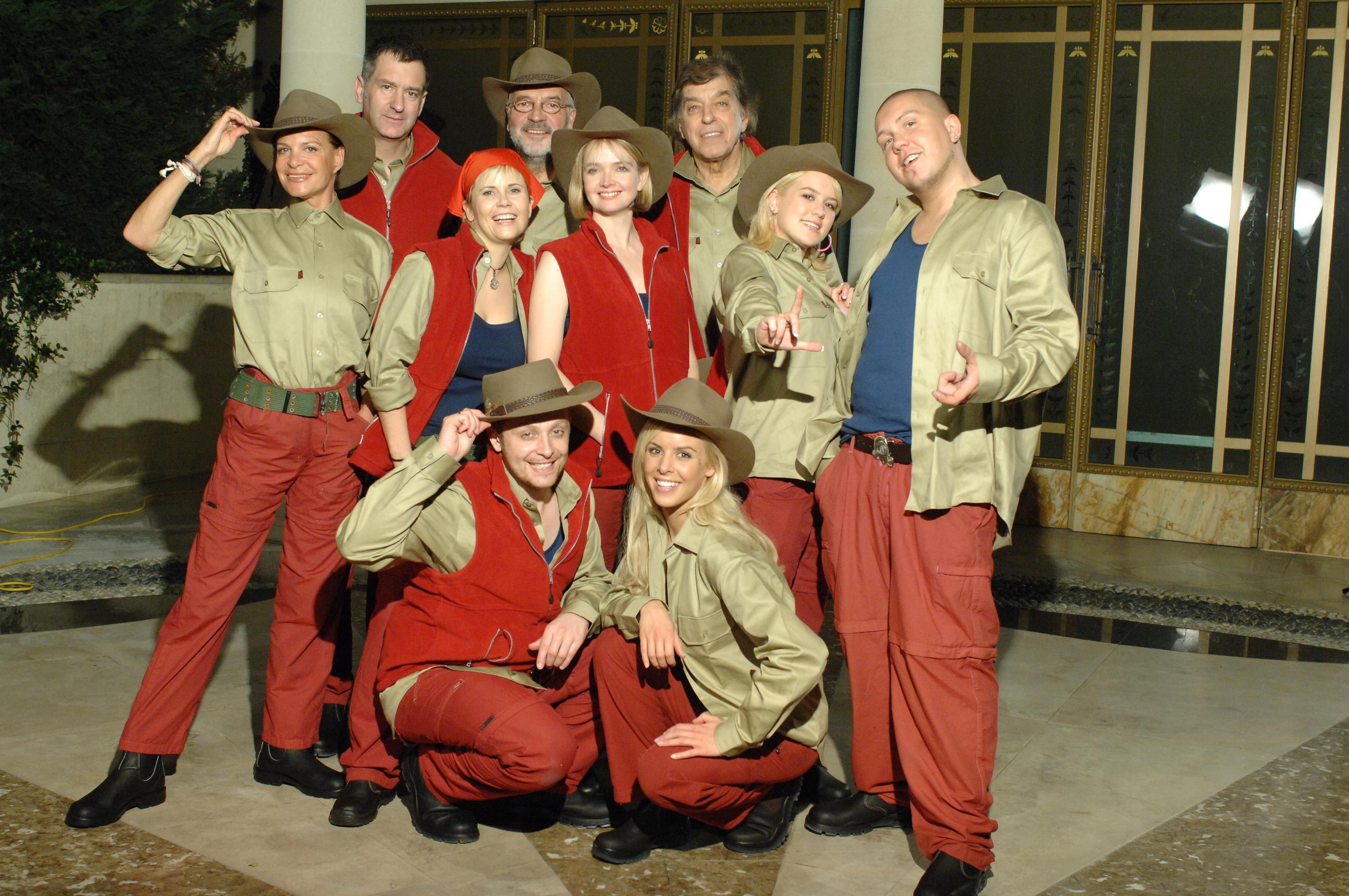Dschungelcamp 2007