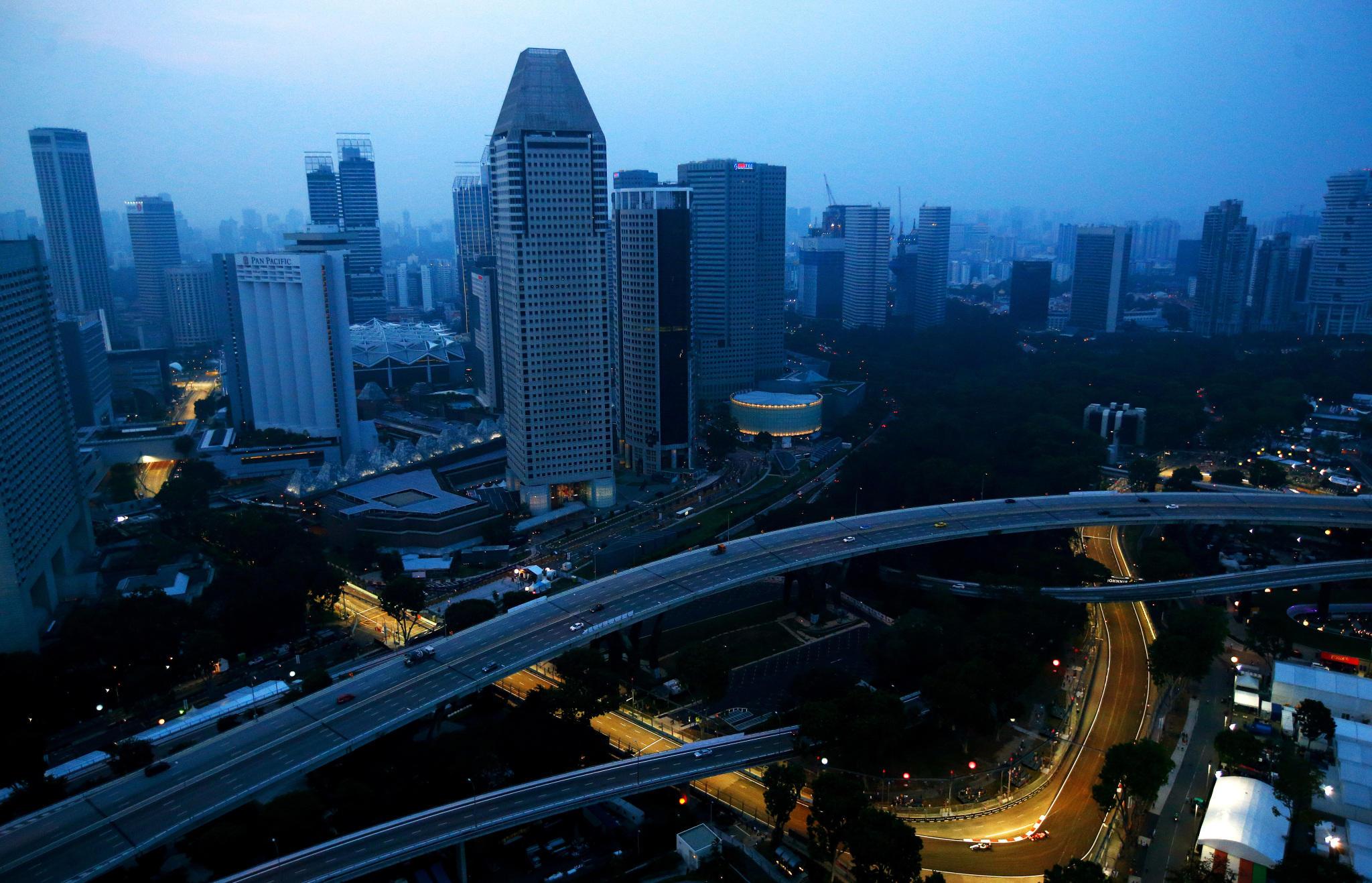 qualifying singapur