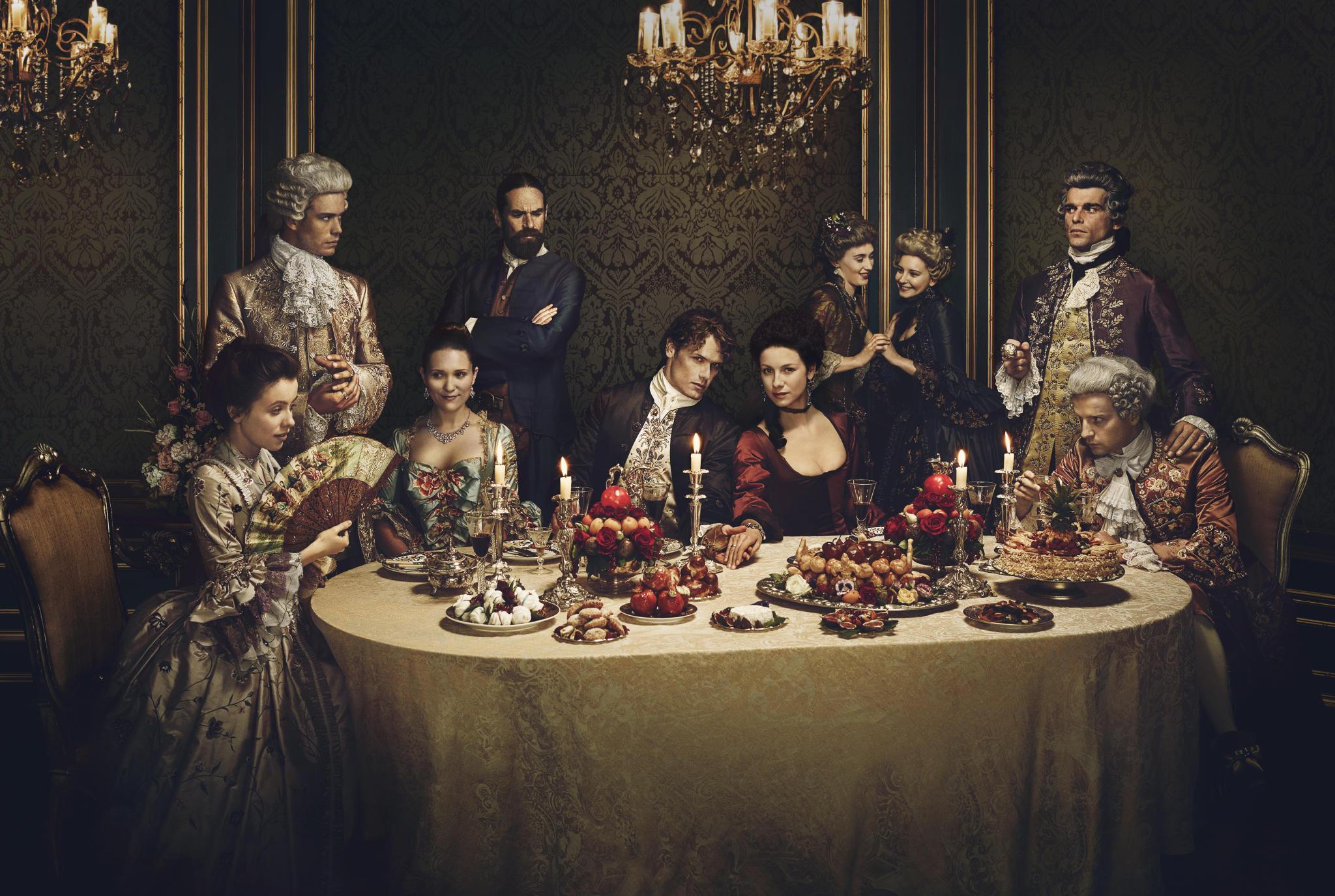 Zweite Staffel Outlander