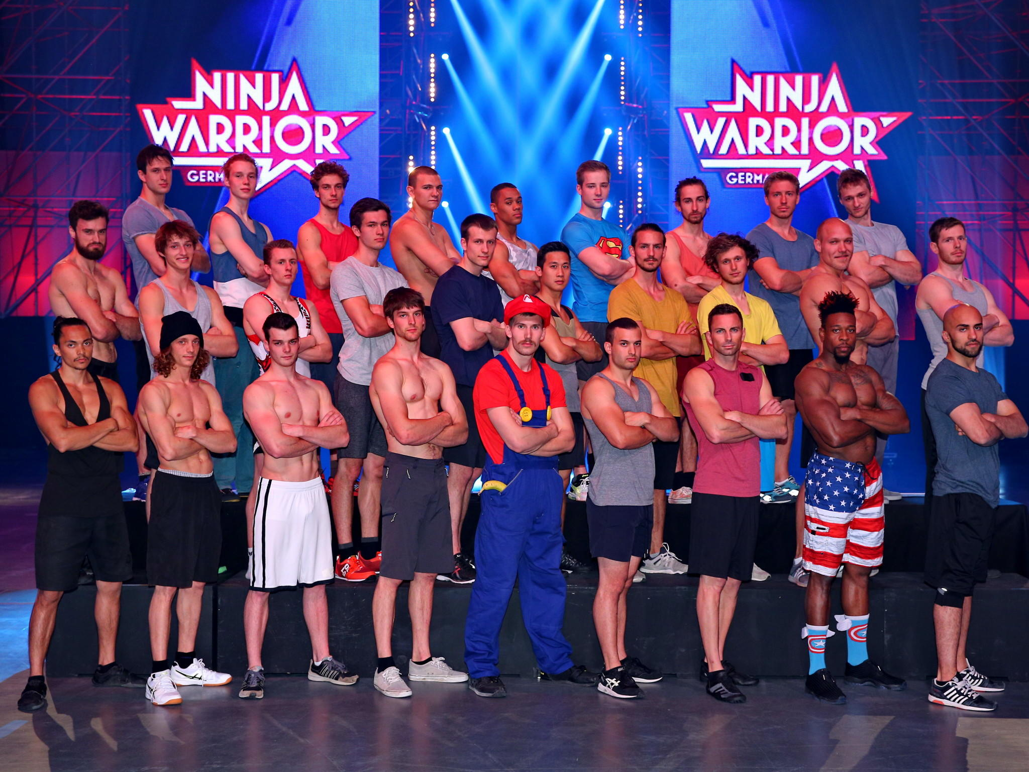 ninja warrior germany finale