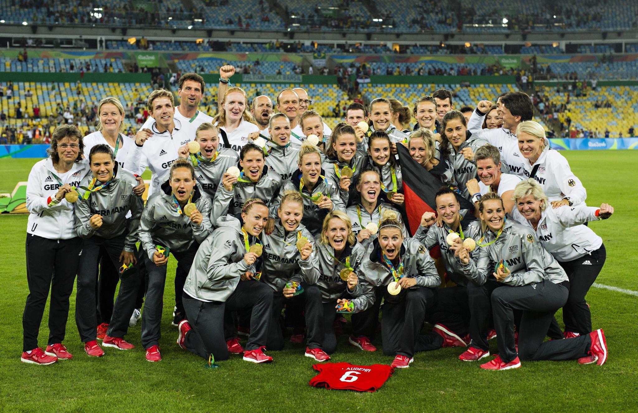 deutschland brasilien fußball olympia
