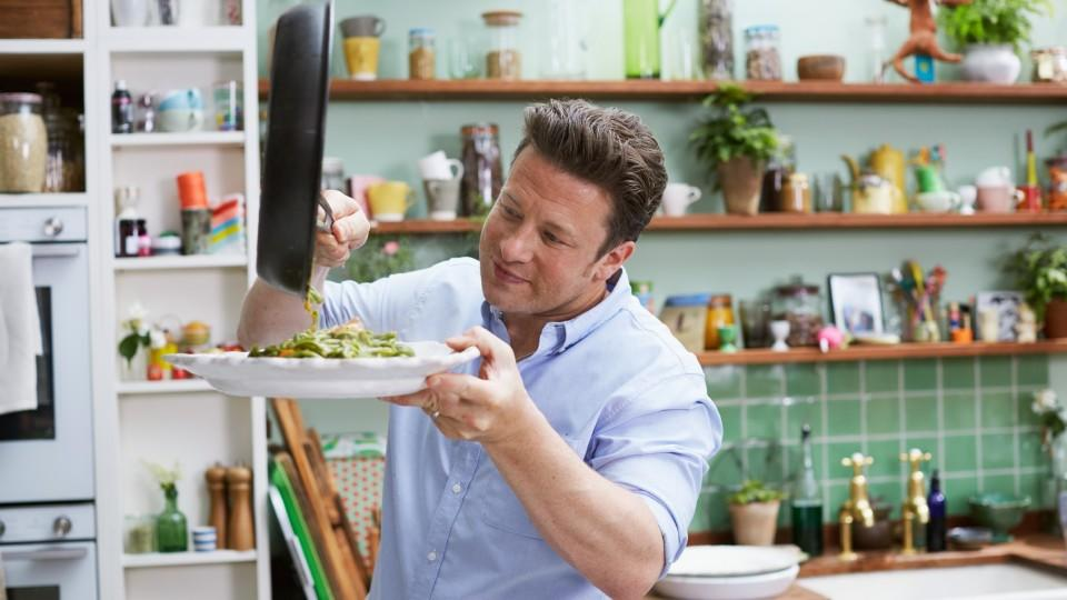 Jamie Oliver Genial Gesund: Superfood for Family & Friends