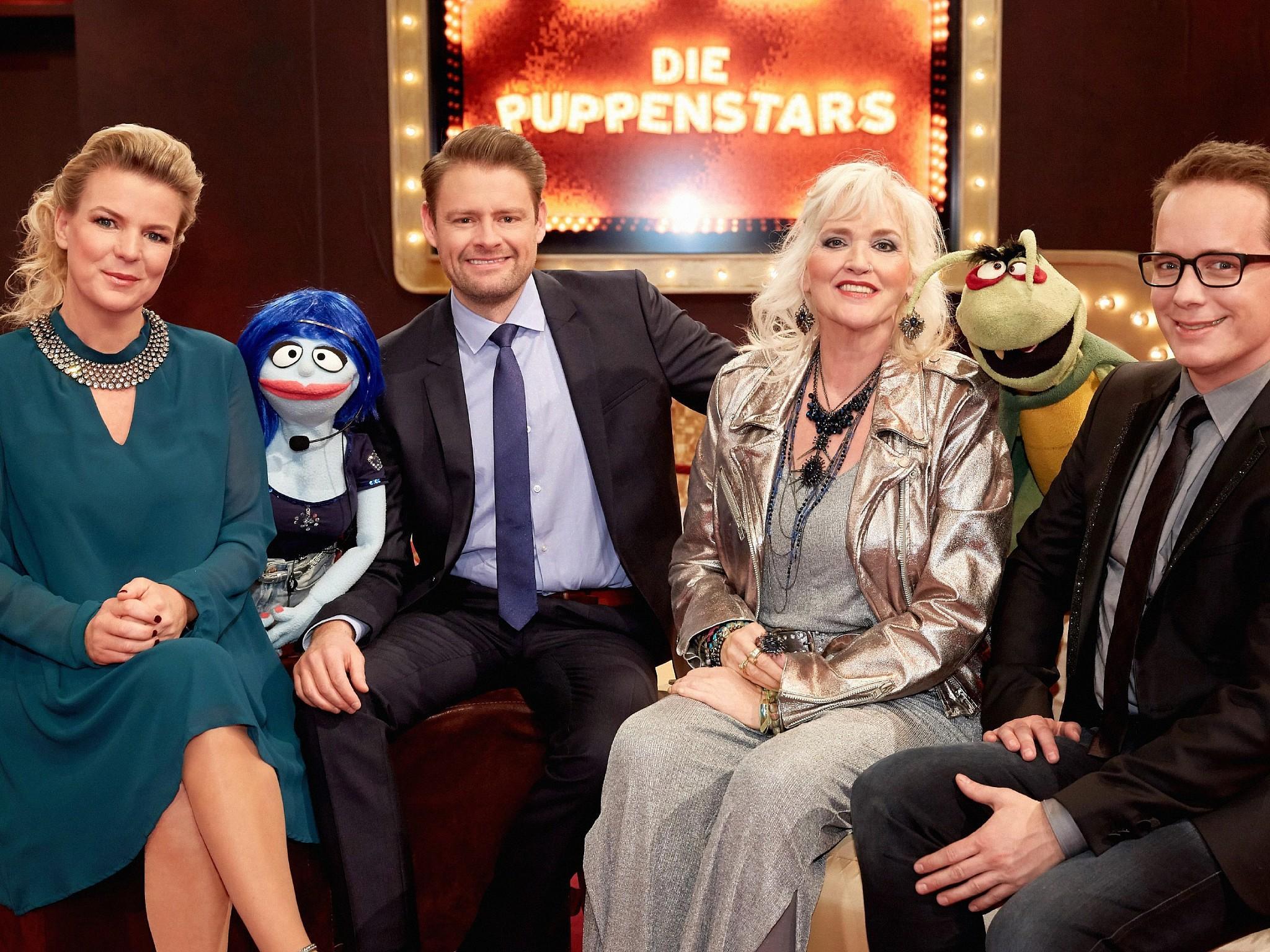 Die Puppenstars Jury