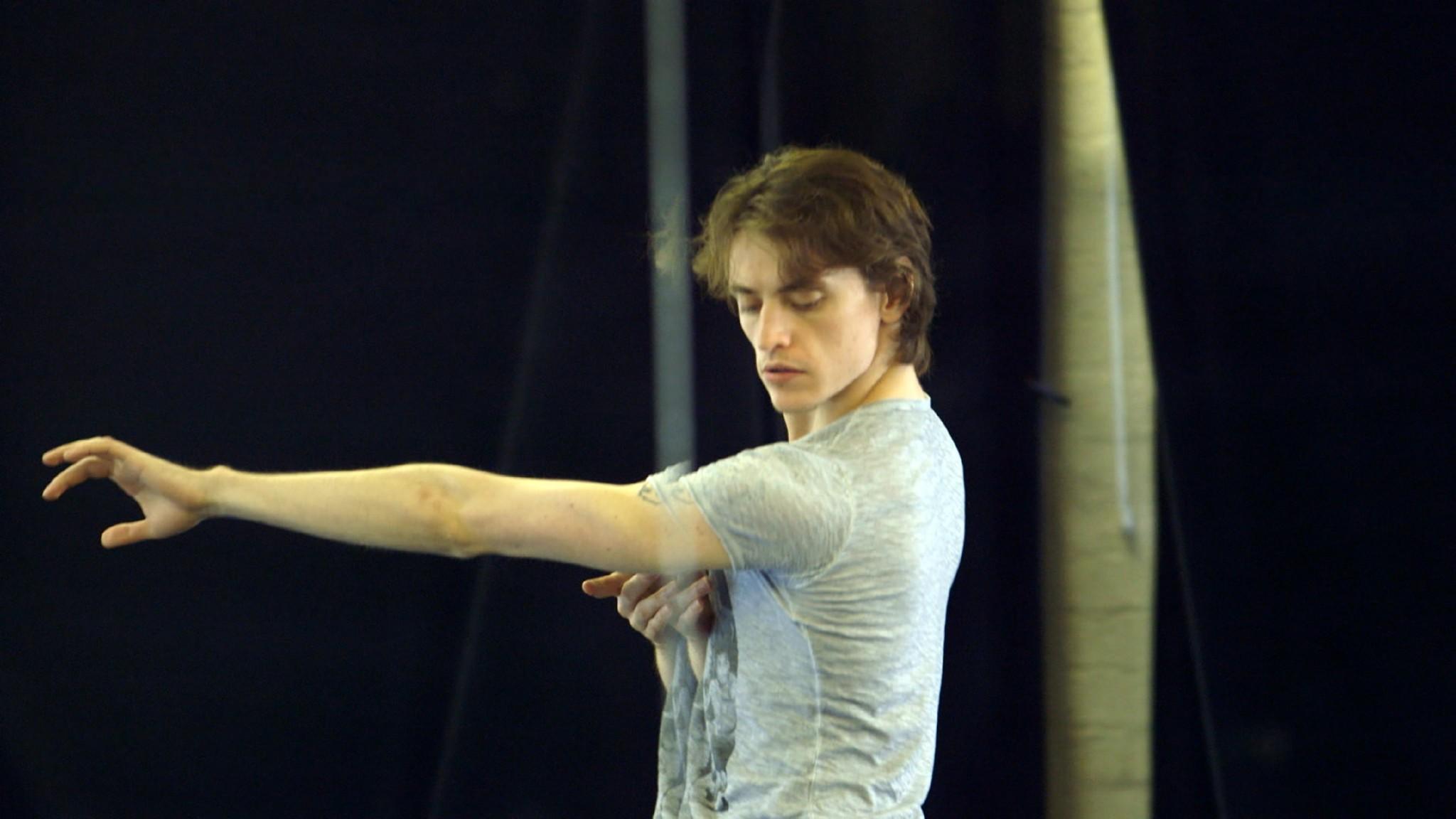 Dancer Bad Boy Of Ballet