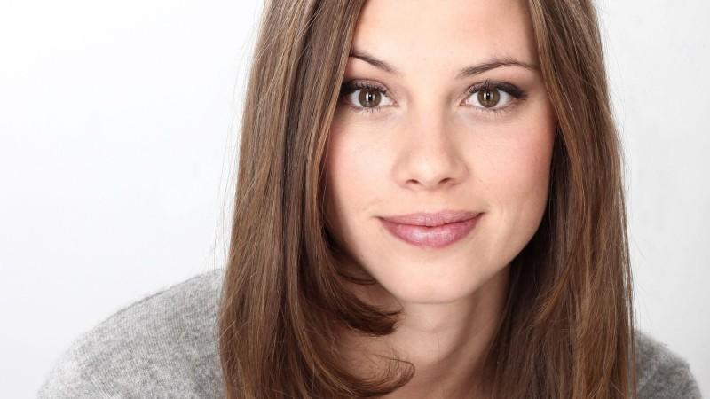 Anna-Katharina Fecher spielt Melanie Wendt