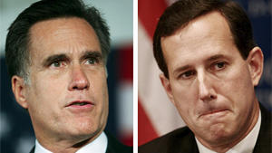 Republikaner-Patt in Iowa: Romney und Santorum gleichauf