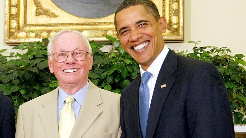 Erster Mensch auf dem Mond: Neil Armstrong ist tot