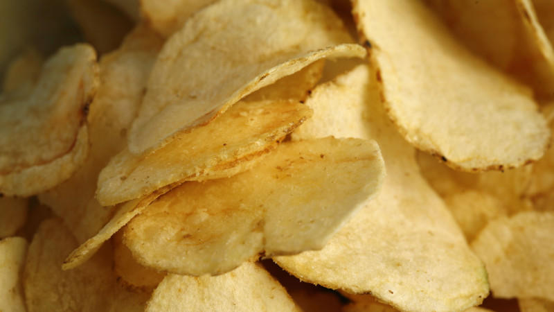 Gesunde Chips-Alternativen