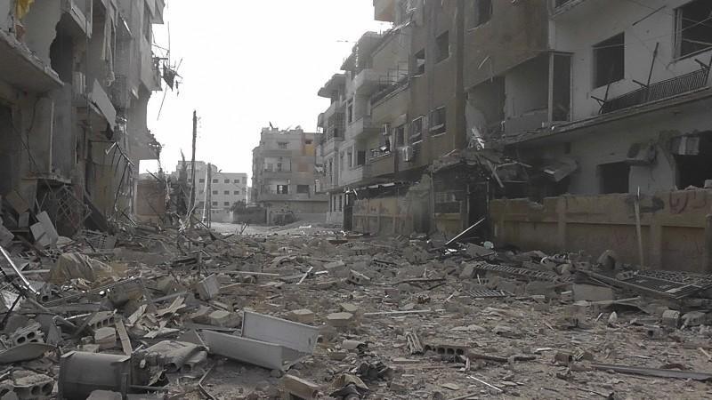Syrien Krieg Tote
