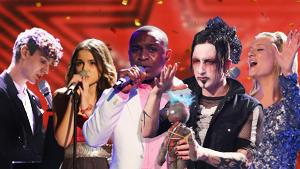 Das Supertalent Finalisten