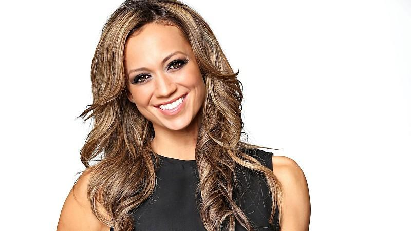 Shooting Stars: Moderatorin Kate Abdo