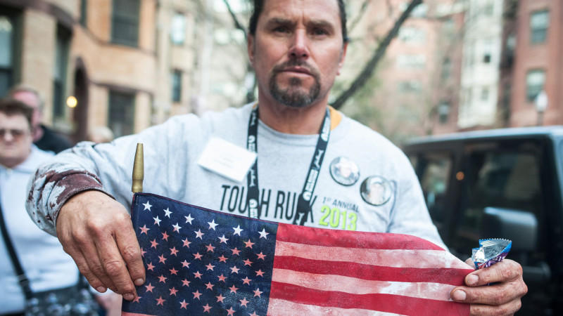 Carlos Arredondo – der Held von Boston