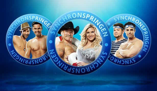 Pool champions das zeigen die promis in der dritten show for Pool en keeshonden show