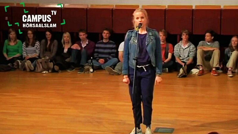 one day baby we 39 ll be old beim poetry slam warum ist. Black Bedroom Furniture Sets. Home Design Ideas