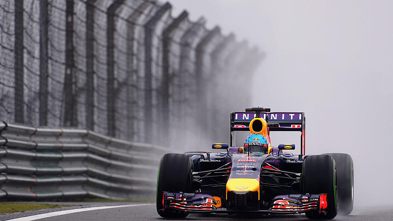 Sebastian Vettel, Red Bull, Formel 1, China