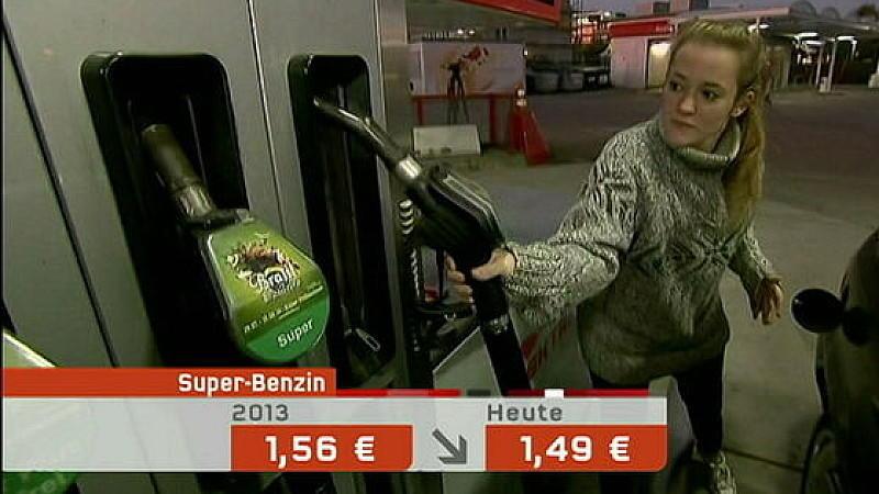 Lend kruser prado 120 bu das Benzin zu kaufen