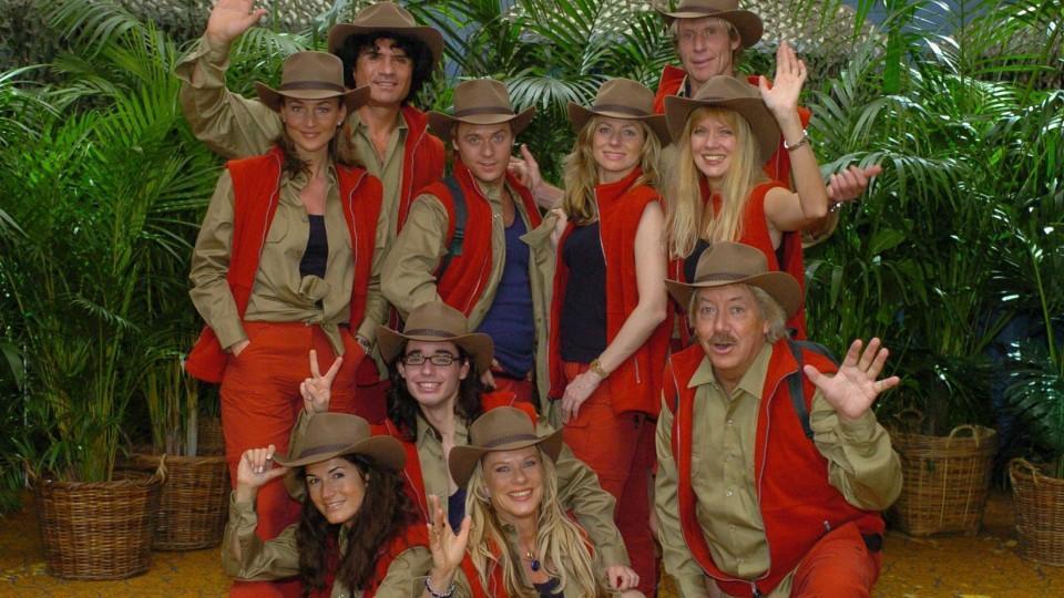 Alle Dschungel Kandidaten