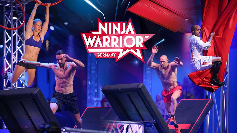 Ninja Warrior Tv Now