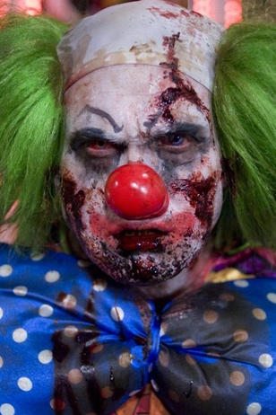 Horror-Clown: Scherz oder Straftat?