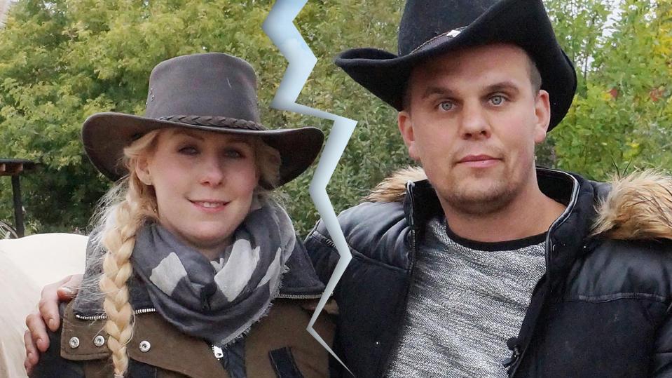 Bauer sucht Frau: Schweinebauer Gunther und seine Jessy