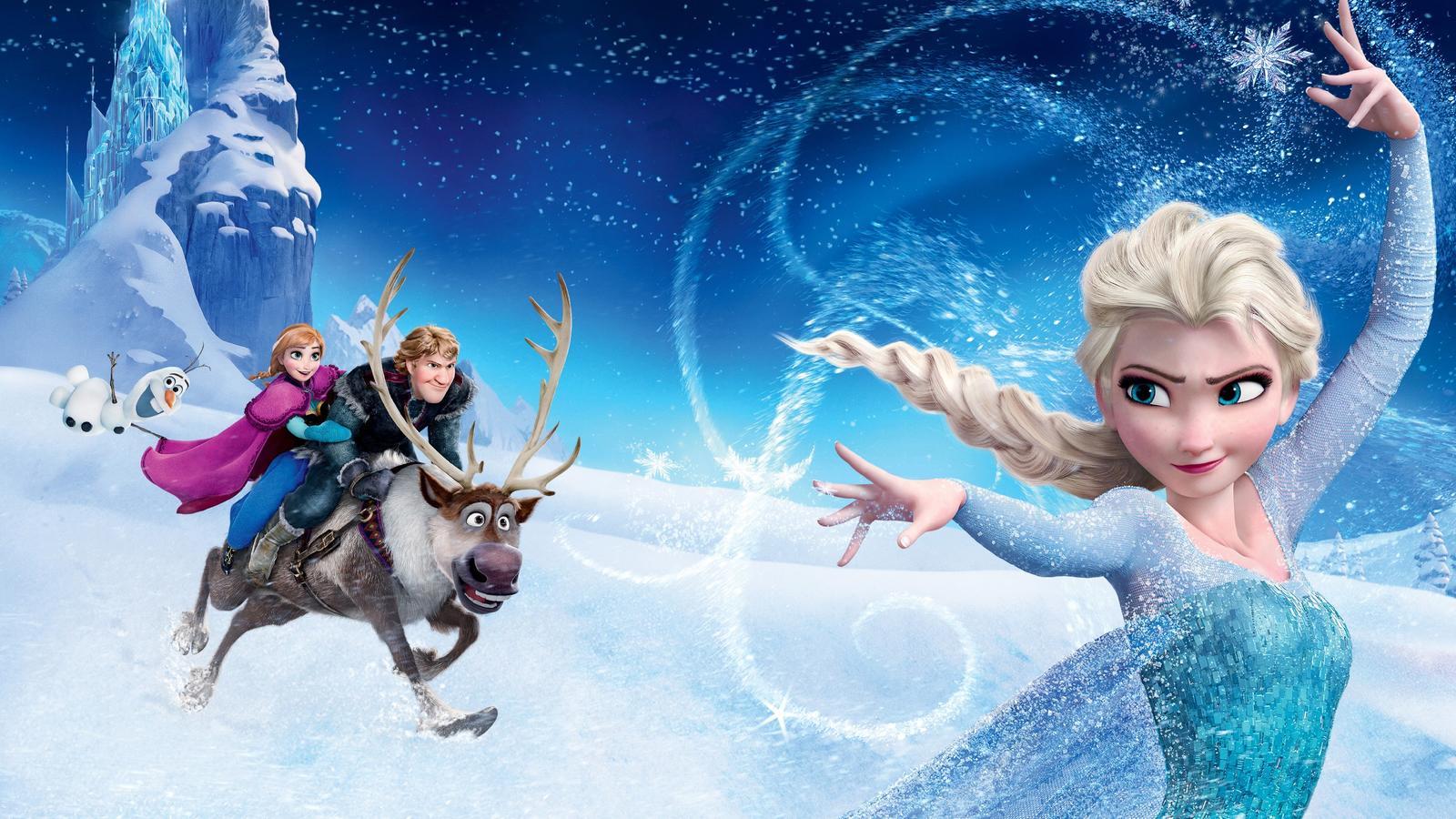 Eisprinzessin Elsa Film
