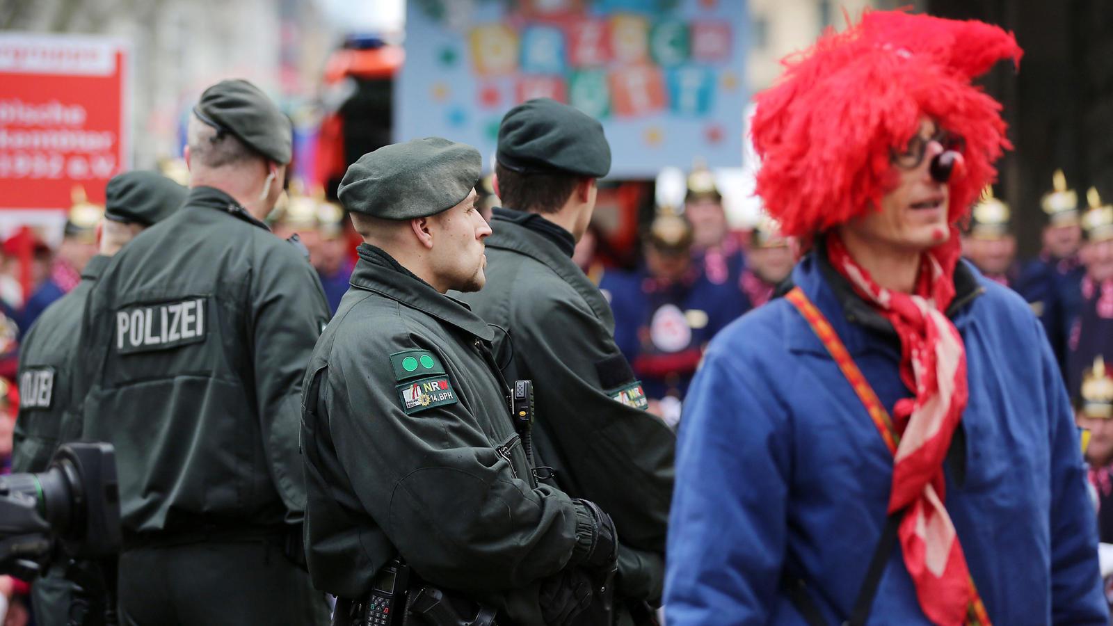 Flüchtlinge sollen kein karneval feiern! riesen kritik nach ...