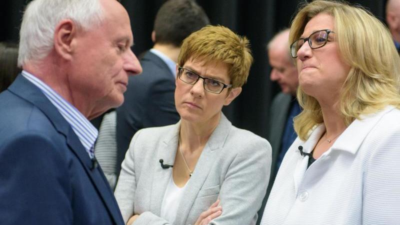 Hochspannung vor Landtagswahl im Saarland