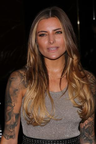 Sophia Thomalla knutschend in London