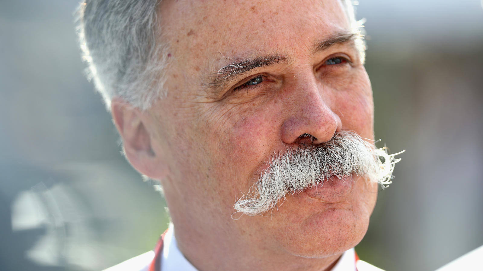 MELBOURNE, AUSTRALIA - MARCH 23:  Chase Carey, CEO and Executive Chairman of the Formula One Group in the Paddock during previews to the Australian Formula One Grand Prix at Albert Park on March 23, 2017 in Melbourne, Australia.  (Photo by Clive Maso