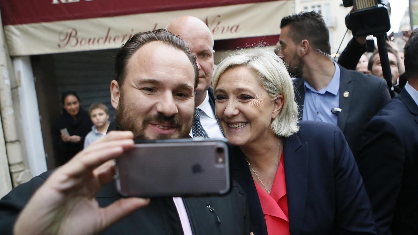 Macron oder Le Pen?