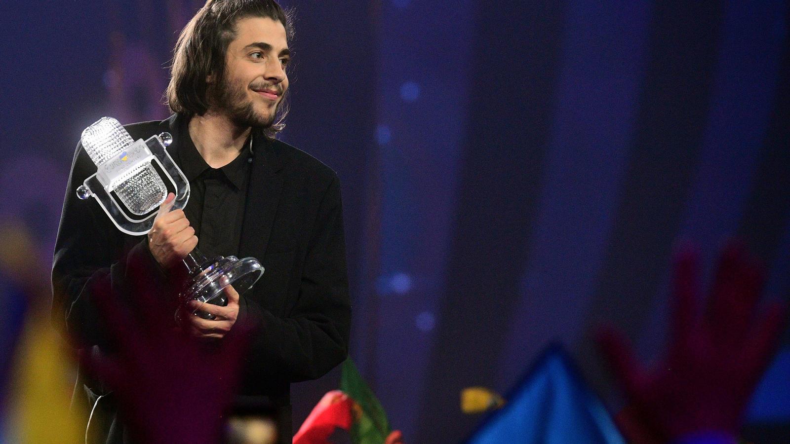 eurovision song contest gewinner 2017