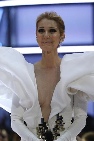 Celine Dion bei Billboard Music Awards