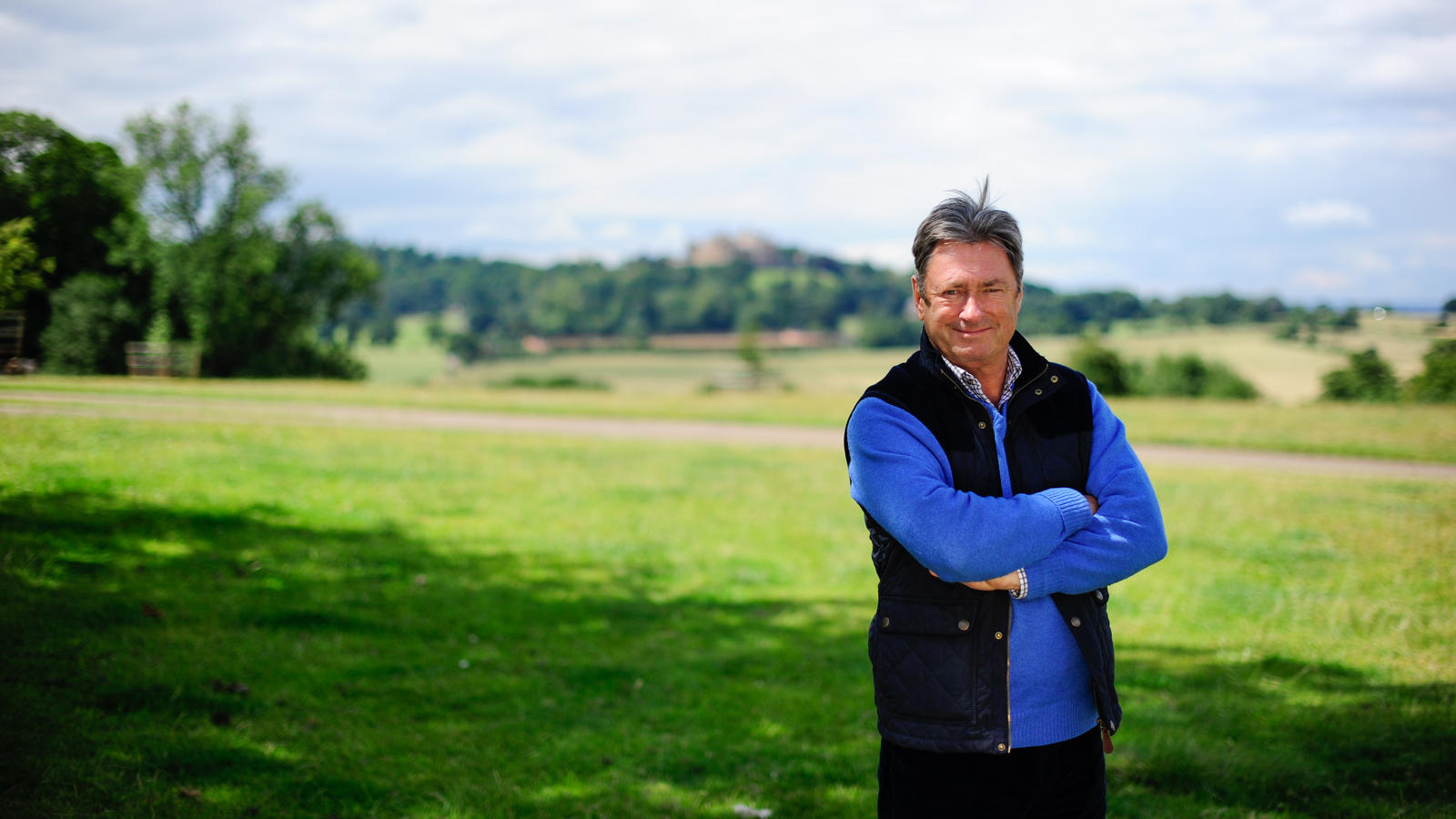 Capability Found Generic Alan Titchmarsh SpunGold and all3media