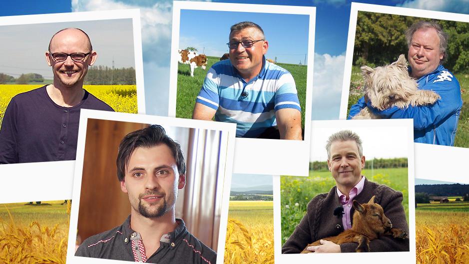 Landwirte kennenlernen