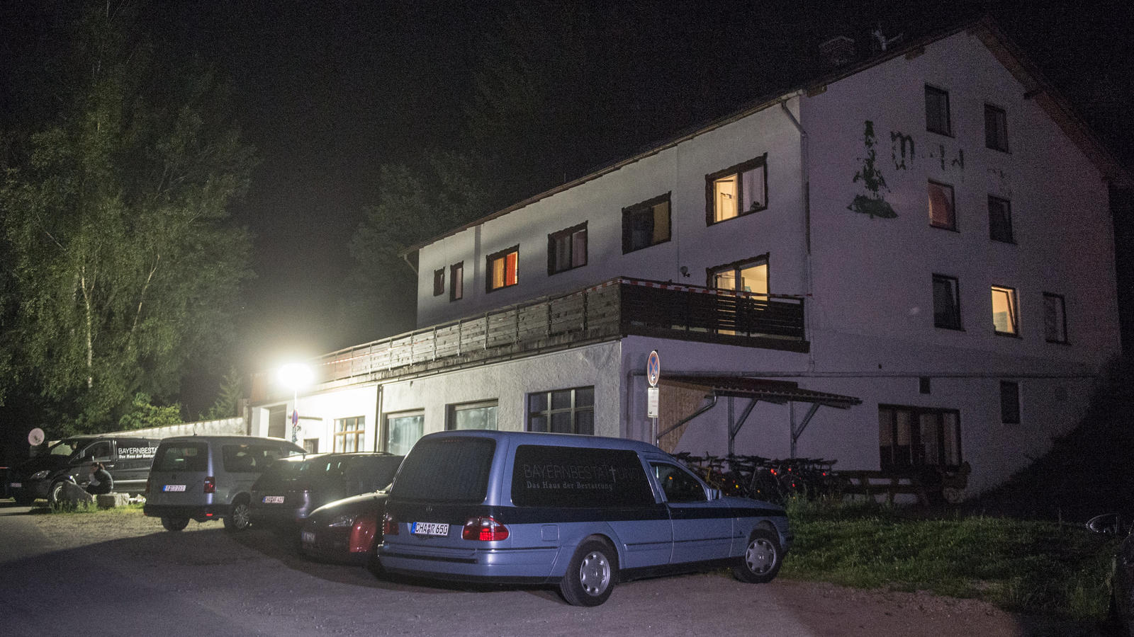 Arnschwang: Mann ersticht Kind (5) in Flüchtlingsheim