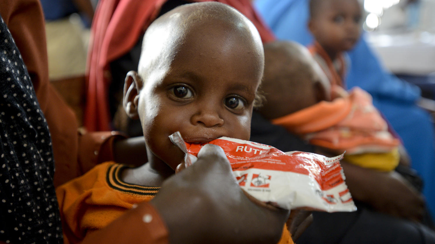 Caught in the menace of hungerSome 308,000 children are malnourished in Somalia, with nearly 56,000 of them severely malnourished. Five years on since the famine, Somali children continue to live in the menace of hunger. Insecurity and poverty, espec