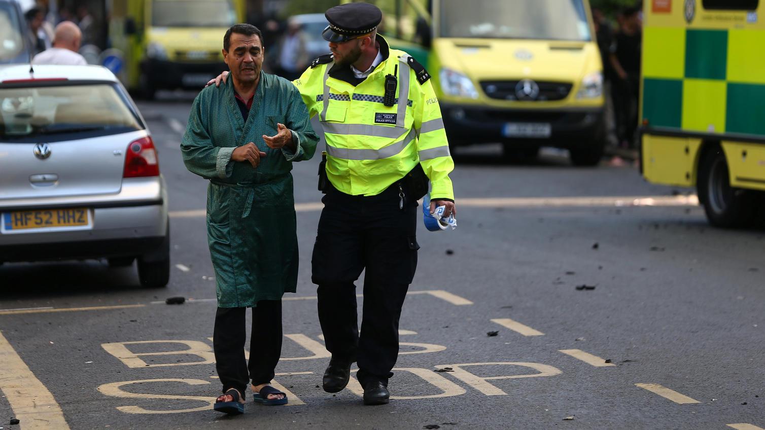 Londoner Brandkatastrophe: Polizei rechnet mit weiteren Toten