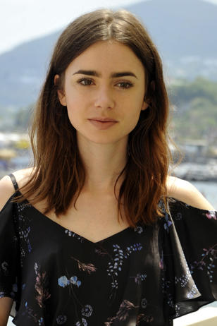Lily Collins Magersucht