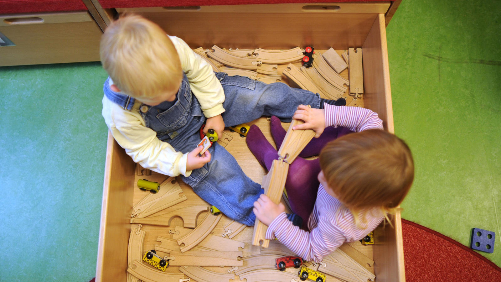 Entlastung für Familien: Hessen schafft Kita-Gebühren ab