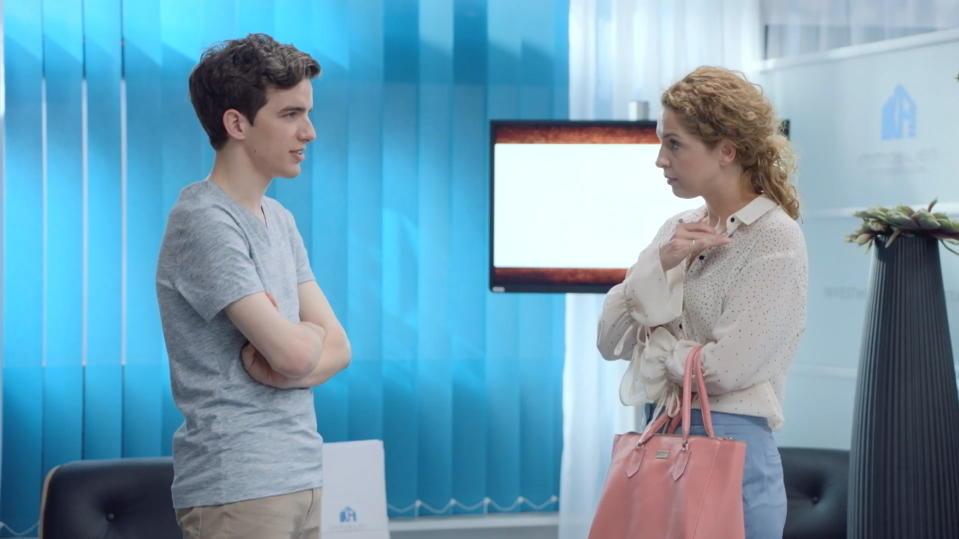 GZSZ: Maria Wedig und Maximilian Braun spielen Mutter und Sohn